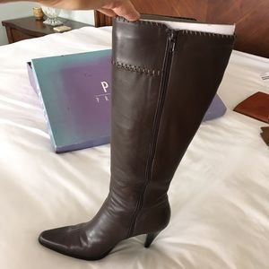 Top Quality leather boots
